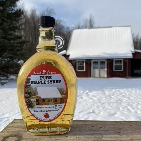 Golden Maple Syrup